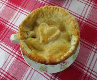 Apple Mug pie (Pie de manzanas en mug)