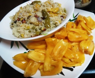 Jack Fruit Pulav