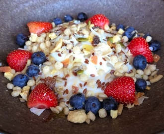 Thermomix Porridge