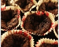 Brownies-muffins
