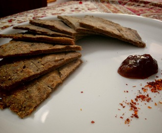 Parat Wale Paranthe-Layers and Paranthe Wali Gali Revisited with Ragi/Finger Millet Flour