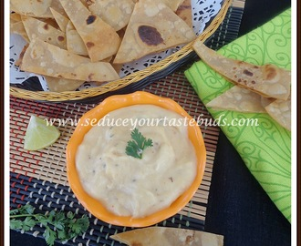 Easy Cheese Sauce / Dip for Tortilla Chips