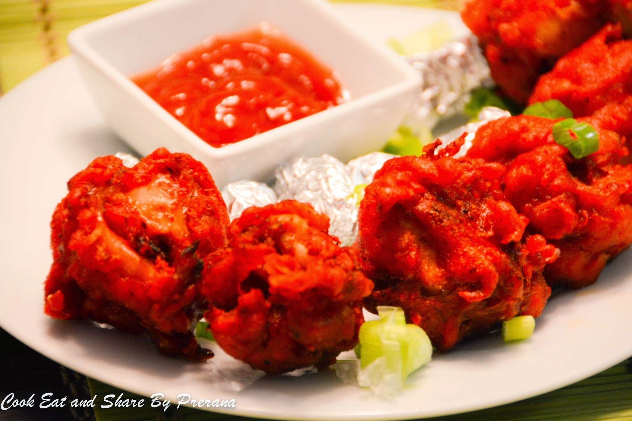 Chicken Lollypop