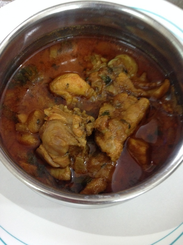 Andhra Chicken Curry Recipe, How To Make Andhra Chicken Curry
