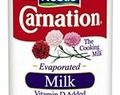 A Look at Evaporated Milk