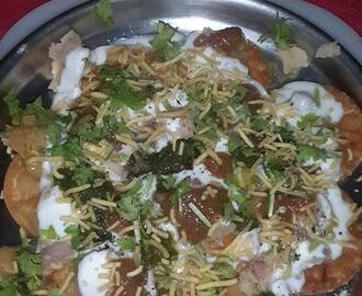 Papdi Chaat Recipe, How to make Delhi Papdi Chaat Recipe | Chaat Recipes