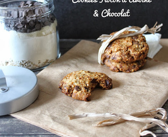 Cookies Flocon d'Avoine & Chocolat