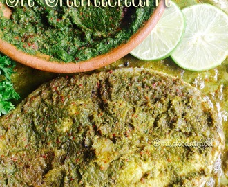 STEAMED FISH IN ARGENTINE CHIMICHURRI SAUCE - HAPPY BEAT SERIES