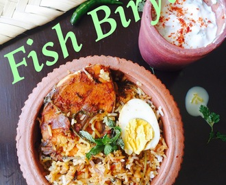 FISH BIRYANI - ALL FOR THE LOVE OF BIRYANI