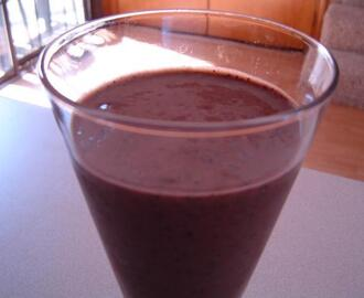 Chocolate Smoothy (Vegan, Eat for Health)