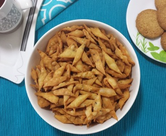 CRISPY NIMKIS[HOMEMADE SALTED SNACKS]