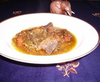 """harak Mas Curry"" Sri Lankan Beef Curry"