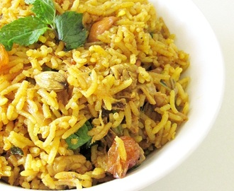 Chicken Pulao Recipe - How To Make Chicken Pulao