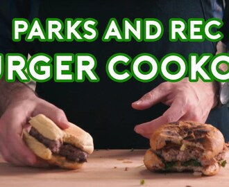 Binging with Babish: Parks & Rec Burger Cookoff