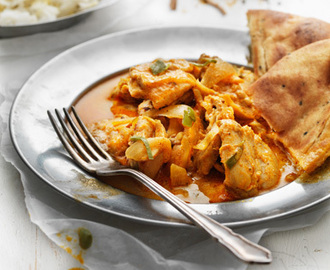 Chicken curry | Recept ICA.se