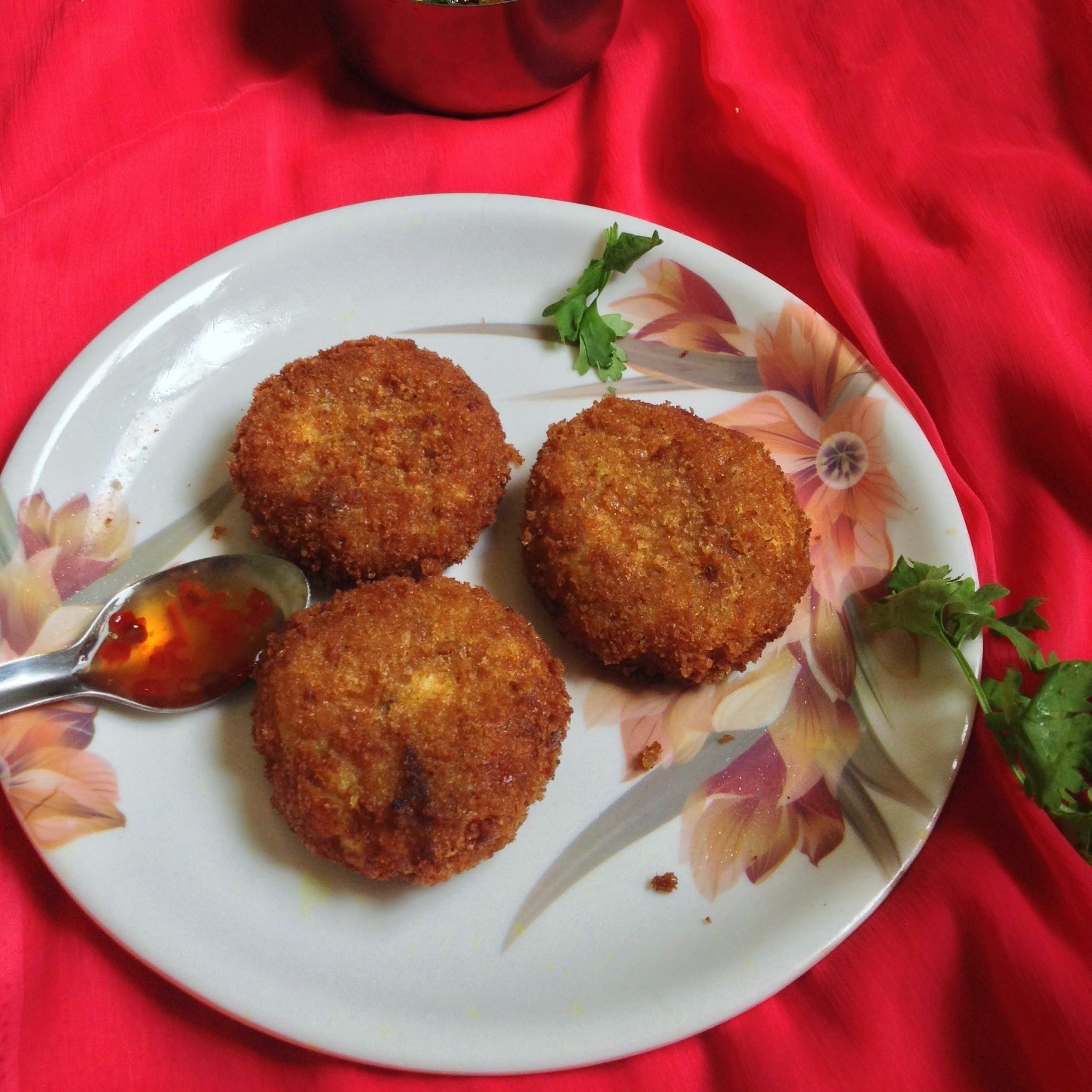 Paneer Cutlet - easy snack ideas - Paneer recipes