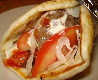 Gyros Quick and Easy (Donair / Donar)