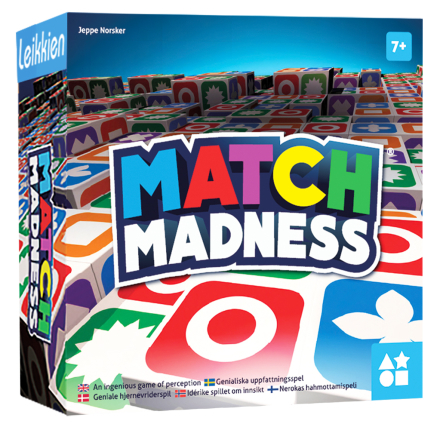 Match Madness - spel