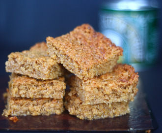 The Best Flapjacks Ever.