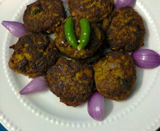 Easy To Make Minced Chicken Kebab/Chicken Keema Kabab Recipe.