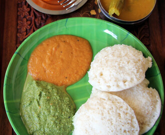 Samai Idli - Little millet Idli - Healthy breakfast recipe - Steamed Indian pancake for healthy breakfast