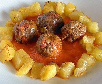 Recetas de acompa amiento para albondigas con tomate mytaste - Acompanamiento para albondigas ...