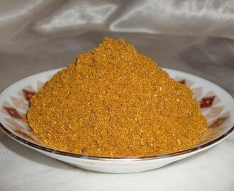 Hawaij - Traditional Spice Mix from Yemen.