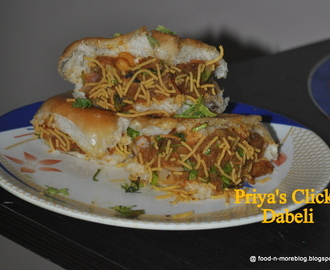 Recipe: Dabeli | Kutchi Dabeli | How to make dabeli