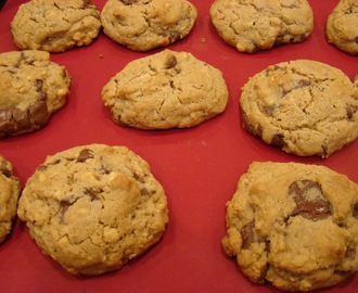 Adapted Recipe for Double Tree Chocolate Chip Cookies