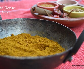 Bezar spice mix – Arabic/Omani spice mix