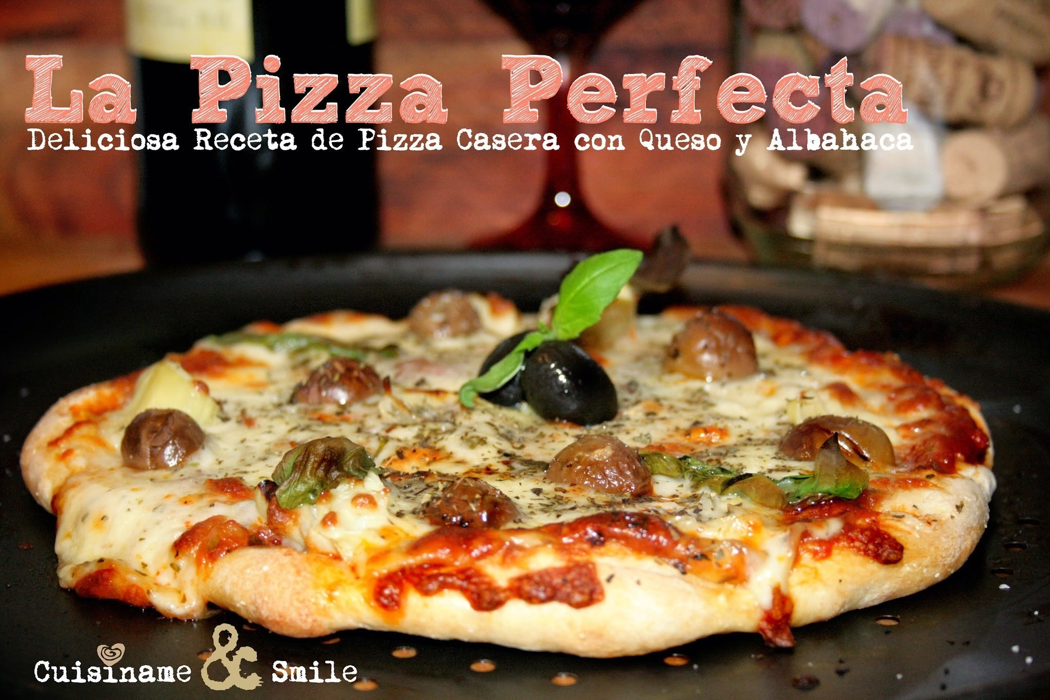 La Pizza Perfecta | Pizza en Casa