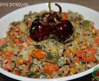 MIX VEG PORIYAL