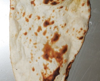 Eggless Naan Recipe or Naan Recipe for Microwave Oven or Bread Recipes