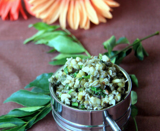 Sprout Salad / Sundal - Diet recipes