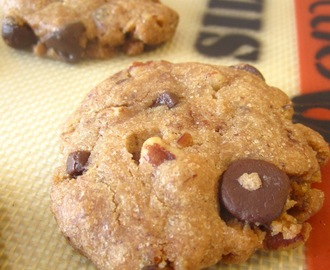 Gluten Free Vegan Toll House Cookie Recipe with Rosemary