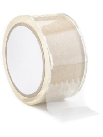 Ouch!: Bondage Tape, transparent