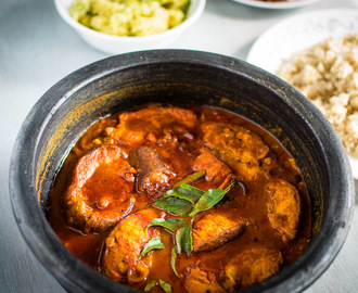 Kerala Style Fish Curry Without Coconut