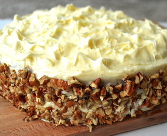 Carrot Cake Recipe | Best Ever Carrot Cake | Moist Carrot Cake