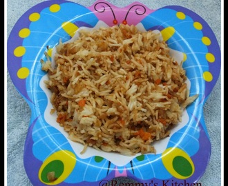 Cabbage rice