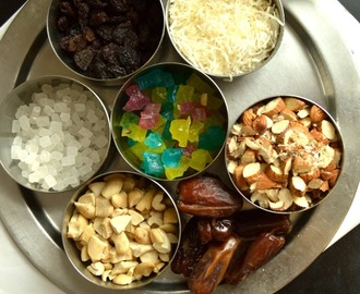Indian Trail Mix Recipe | Healthy Trail Mix | Kids Snack Ideas