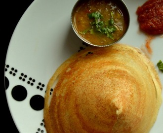 Soya Dosa Recipe | SoyBean Dosai | South Indian Dosa Recipe