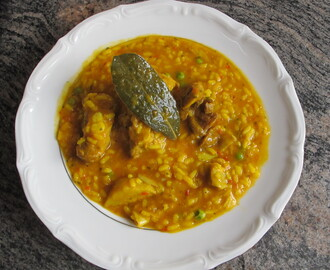 Arroz con costilla (receta en Thermomix)