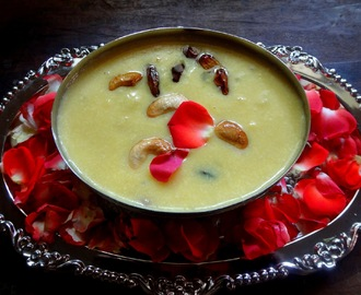 PUMPKIN KHEER  VRAT/ FAST NAVARATHRI RECIPES