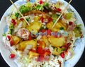 Sweet, Spicy and Chatpata Aloo Chaat Recipe