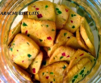 Hyderabad Special KARACHI BISCUITS | How to make Karachi Biscuits at home | Stepwise Pictures