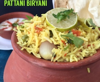 Kongunadu Special PATTANI BIRYANI | Green Peas Biryani from Kongunadu|How to make Green Peas Biryani