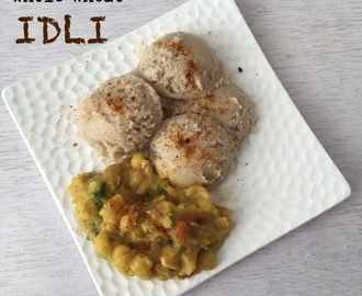 Whole Wheat Flour IDLI | How to make Whole Wheat Flour Idli | No Soda |Healthy Recipe | Stepwise Pictures