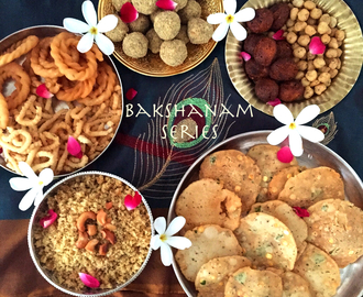 """Bakshanam Series"" 