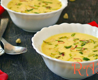 Basundi Recipe - Gujarati Sweets Recipe