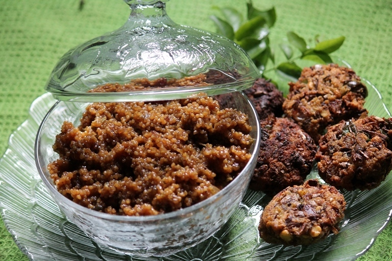 Thinai Varattiyathu Recipe / Sweet Millet Recipe -  Foxtail Millet Recipes
